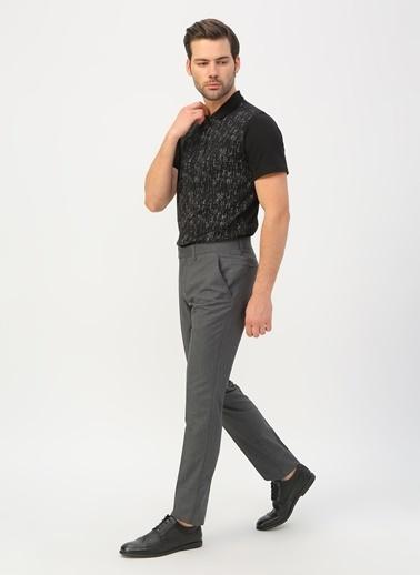 Fabrika Fabrika Antrasit Erkek Klasik Pantolon Antrasit